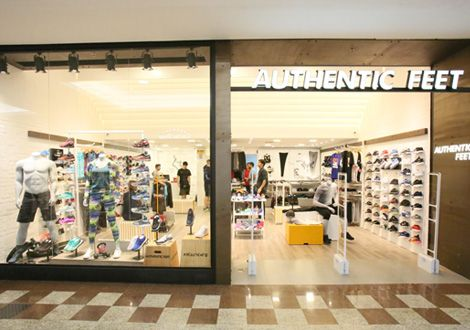 662672e1da Authentic Feet Rio Preto