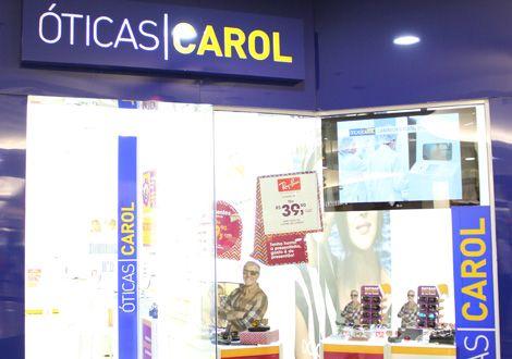 5ecba2cfb1221 Óticas Carol Rio Preto   Rio Preto Shopping