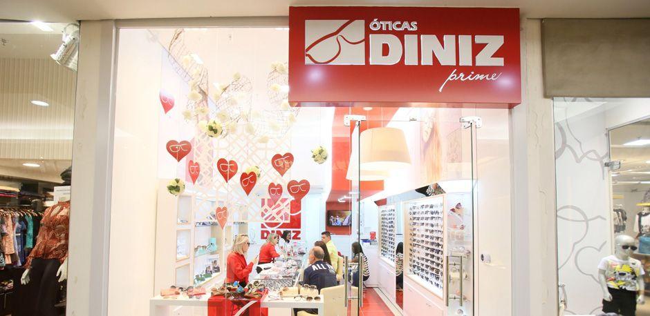 34a77eca1 Acaba de ser inaugurada aqui no Riopreto Shopping a Óticas Diniz Prime.  Mais uma opção para você encontrar as melhores marcas de óculos. Venha  conhecer!