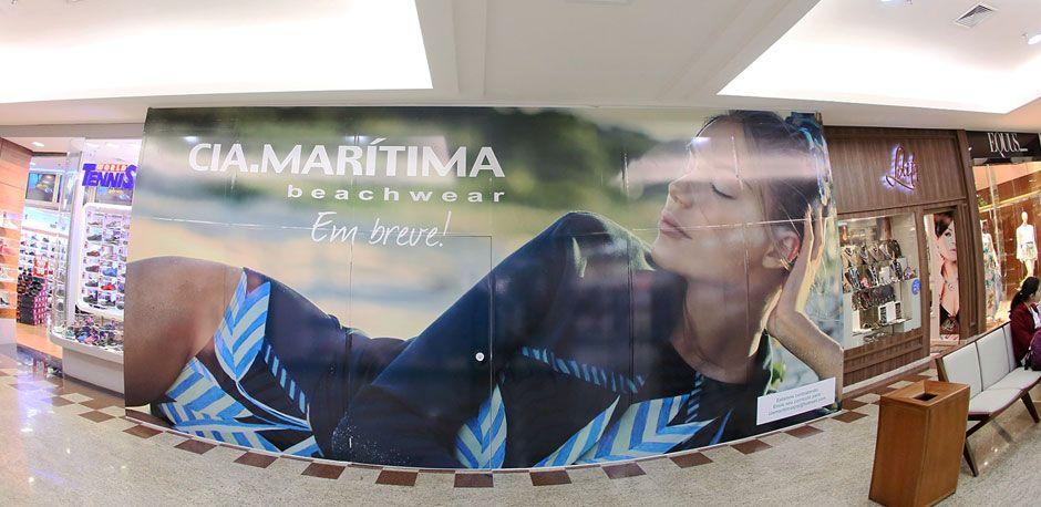 ae90ceaa1 Em breve uma loja da Cia.Marítima no Riopreto Shopping.